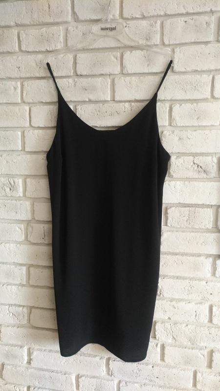 Cienka sukienka na ramiączkach 16 44