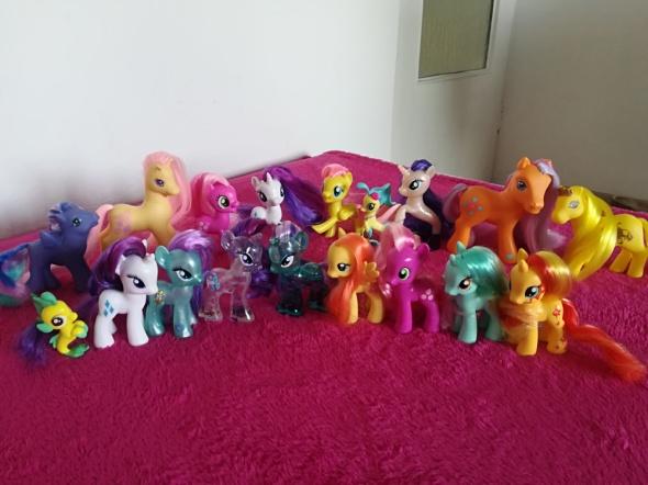 Kucyki My little pony Hasbro g3 g4