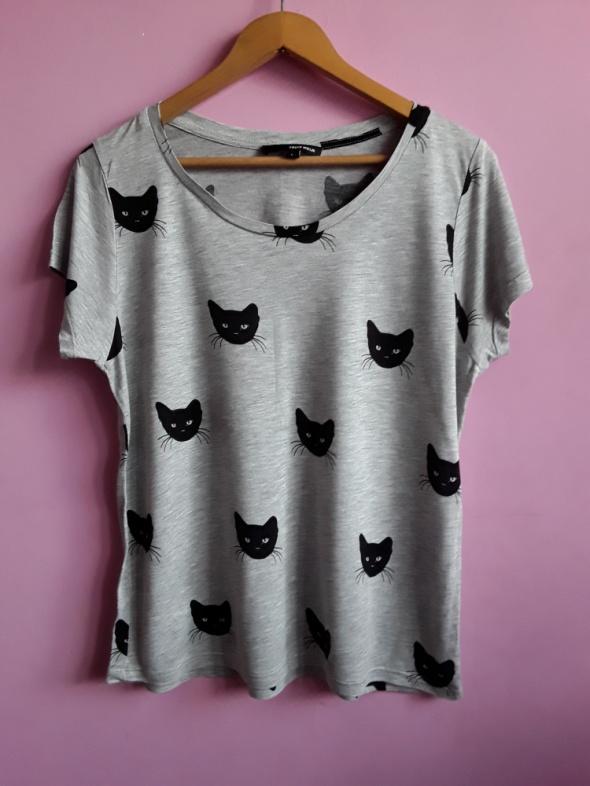 Bluzka w kotki...