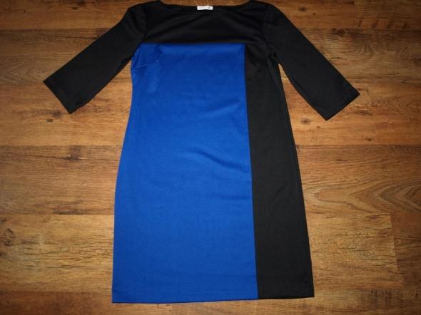 Dzianinowa sukienka L
