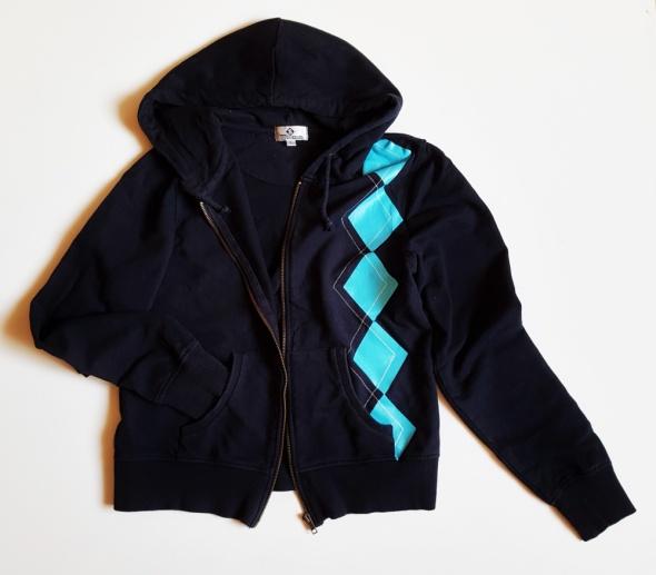 SILVERDOLLAR Bluza Polar z kapturem czarna Rozm 40 L