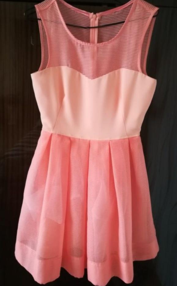 Sukienka łososiwa...
