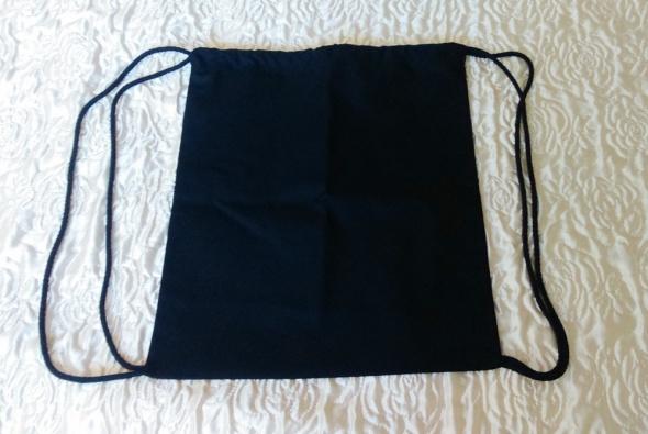 Plecaki Plecak miękki nowy ciemnogranatowy unisex