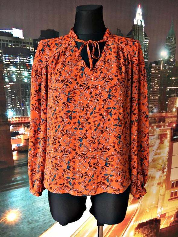 primark bluzka modny wzór kwiaty jak nowa hit 38 M