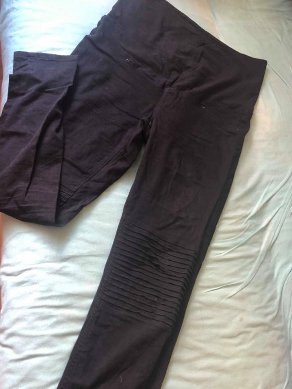 Jeansy ciążowe...