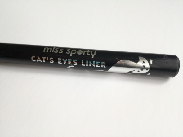 Cats eyeliner miss sporty
