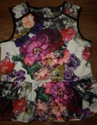 Top floral rozm 44...