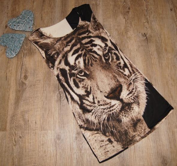 Sukienka damska Tygrys rozm 36 S