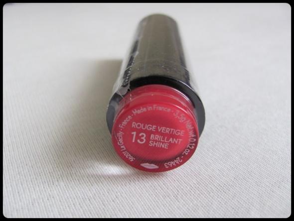 YVES ROCHER pomadka Rouge Vertige 13 BRILLANT SHINE