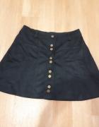 Oliwkowa spódniczka Zara...
