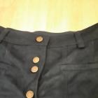 Oliwkowa spódniczka Zara