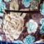 torebka w kwiaty i cekiny