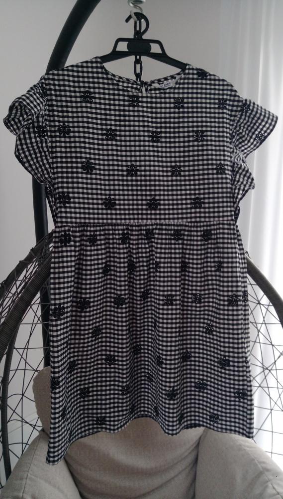 Suknie i sukienki Sukienka ZARA