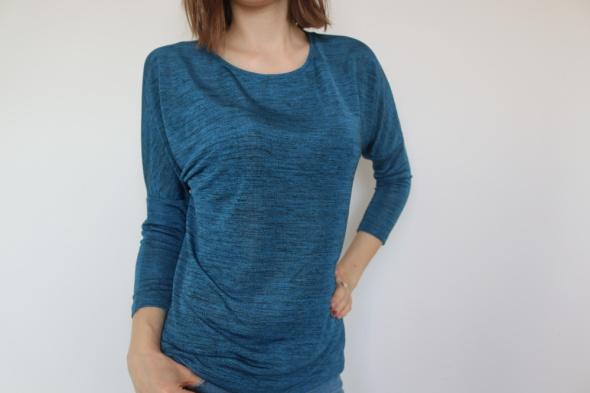 Bluzka Orsay niebieska XS...