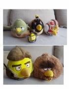 Angry Birds Star Wars pluszaki niesforne ptaki oryginalne...