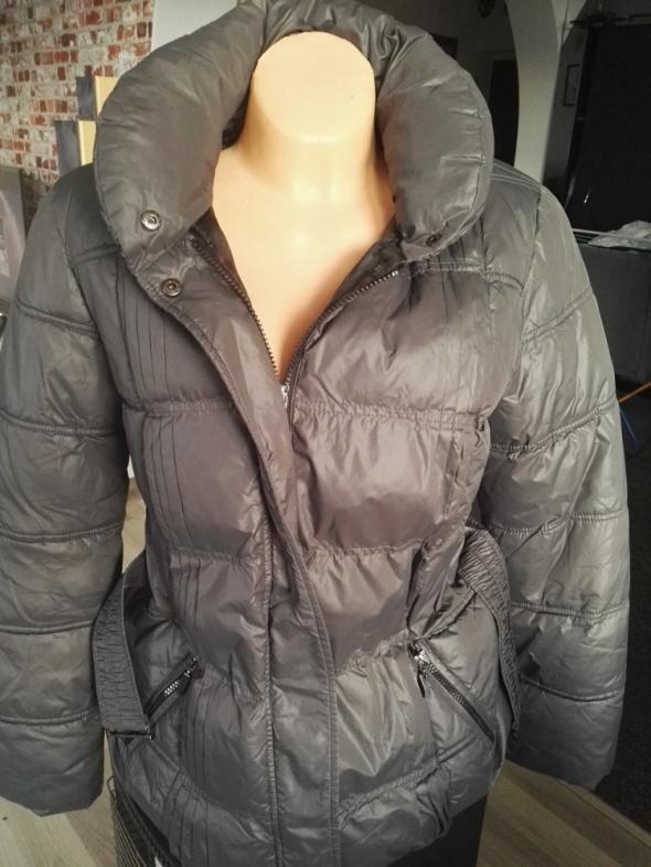 Odzież wierzchnia RESERVED ocieplany lekki płaszcz kurtka zimowa