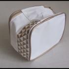 NOWA kosmetyczka z Yves Rocher biało złota prezent