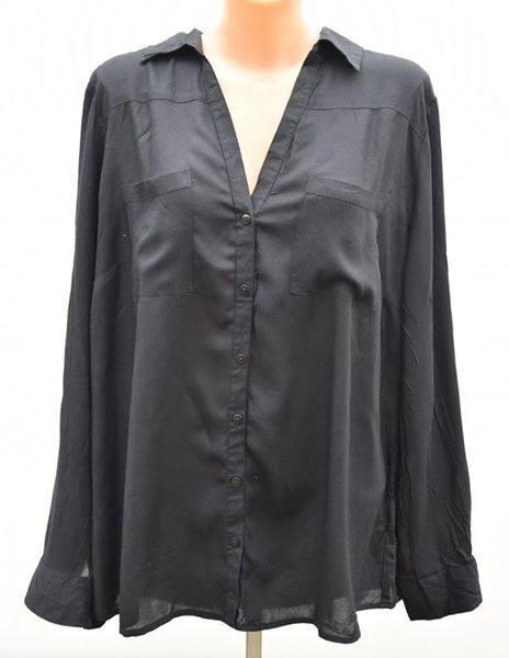Nowa czarna koszula...