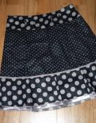 rozm 42 XL PROMOD spodnica GROCHY...