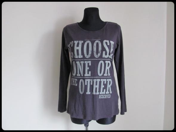 Bluzka koszulka damska Reserved 40 L...