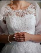 Suknia ślubna 38 40...