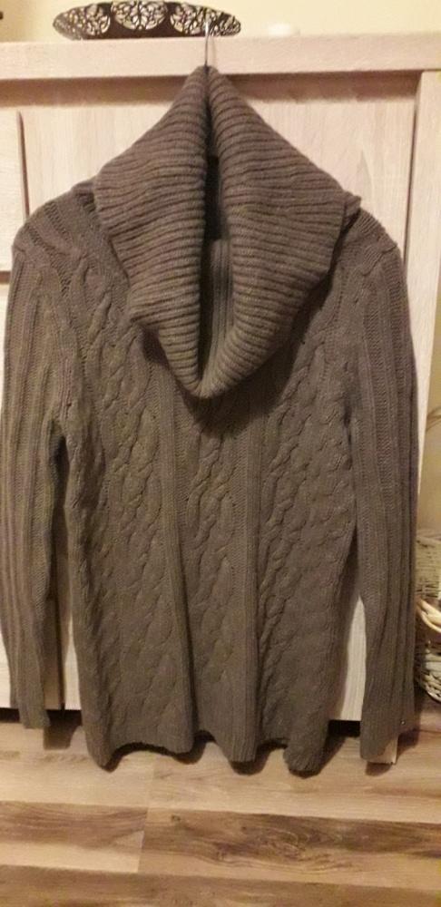 Wełniany sweter Tommy Hilfiger M