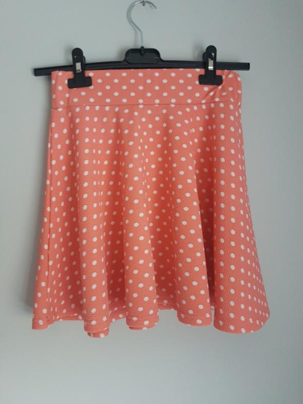 Spódnice Spódniczka w groszki