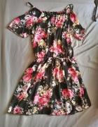 sukienka flower...