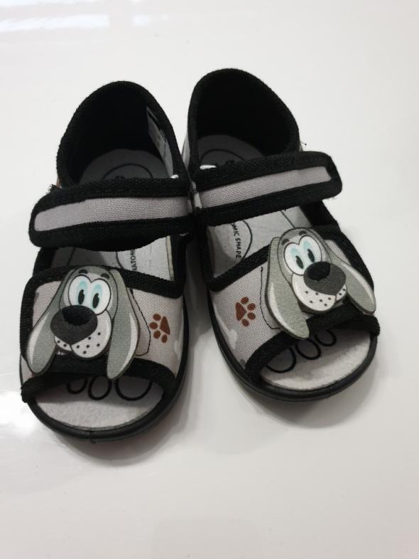 Papcie buty buciki