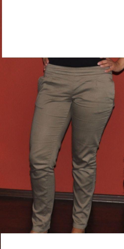 Okazja tanio spodnie rurki haremki rozmiar 40