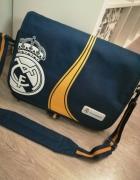 duża torba Real Madrid laptopowa A4...