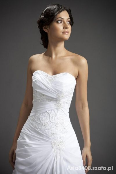 Suknia ślubna 40 nowa