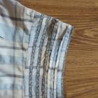 Pastelowa długa spódnica Etam M 38