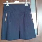 Granatowa spódnica Orsay