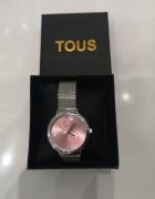 TOUS piękny modny zegarek pink glamour...