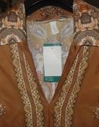 koszula vintage retro we wzory...