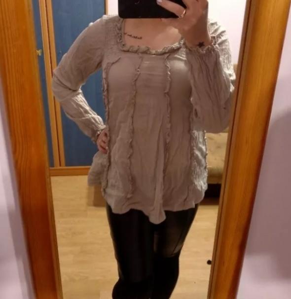 Elegancka bluzka vintage...