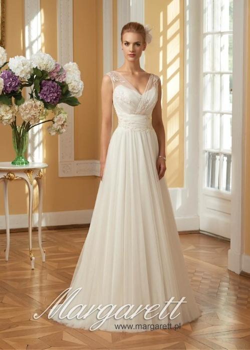 Suknia ślubna model Margarett Eni