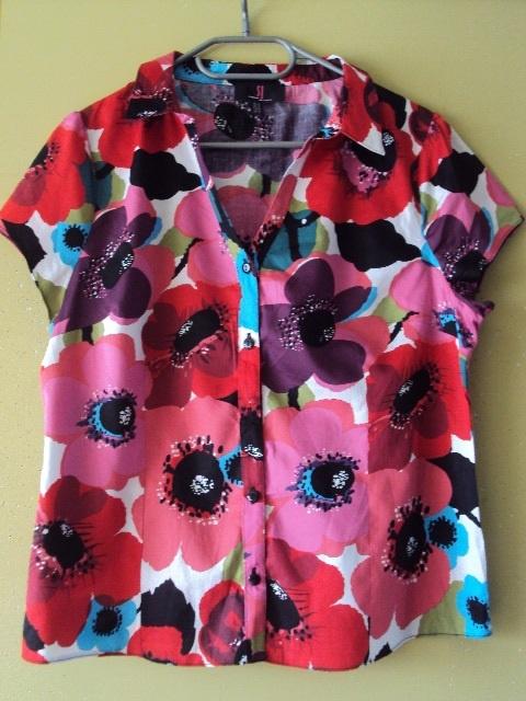 Koszule bawełniana kolorowa koszula