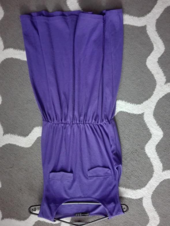 Suknie i sukienki Fioletowa sukienka Atmosphere