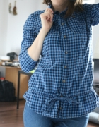 Koszula Orsay S w kratę...