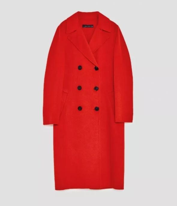 Płaszcz zara hand made...
