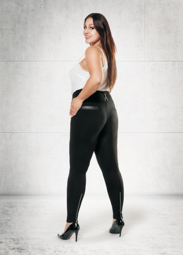 Legginsy Paulo Connerti Donna Plus Size XXXL XXXXL...