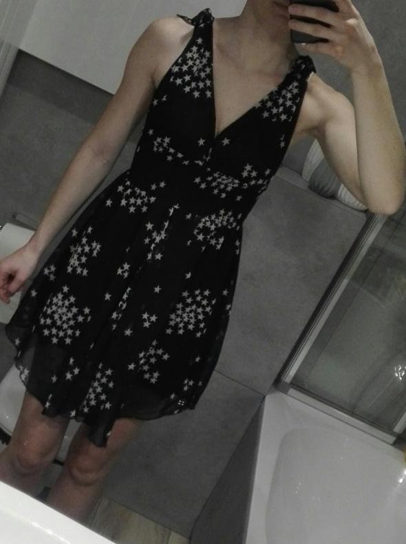 Sukienka Asos w gwiazdki...