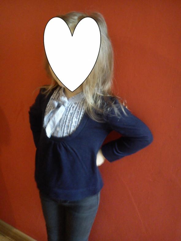 Bluzki Bluzeczka dla dziewczynki ZARA kids
