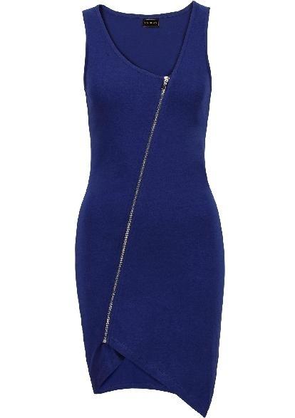 Suknie i sukienki NOWA asymetryczna sukienka zip 36