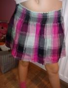 kolorowa spódniczka H&M...
