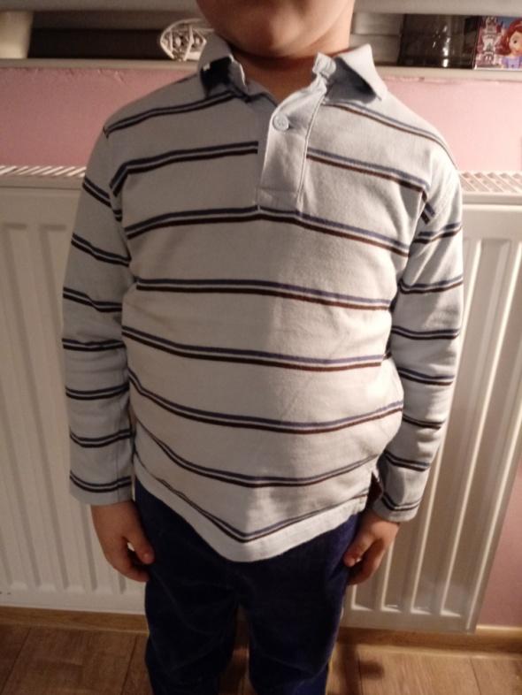 Bluzki bluzka ZARA Kids dla chłopczyka
