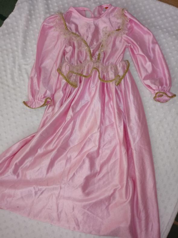 balowa sukienka księżniczka
