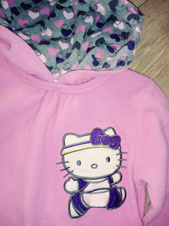 Bluzy bluza Hello Kitty